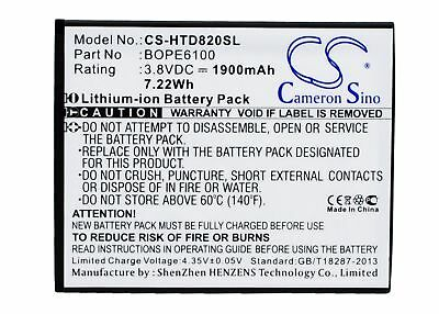Battery For HTC A50M, D620g, D620h, D620u, D820, D820mu, Desire 620