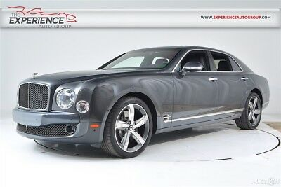Bentley Mulsanne Speed 2016 Speed Used Turbo 6.8L V8 16V Automatic RWD