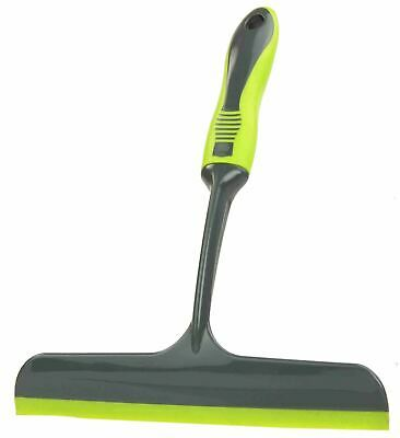 Home Basics Brilliant Squeegee, Grey/Lime - PB41502