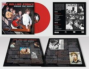 Riding The Waves (Lim.Red 180 Gr.LP) - ROLLING STONES THE [LP]