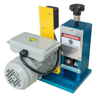 """CE 0.18kw 0.06"""" -1"""" Powered Wire Stripping Machine Motorized Cable Stripper"""