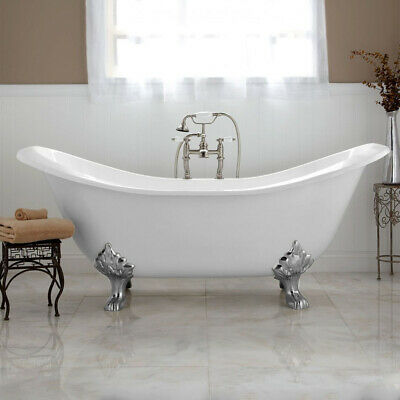 Antique Cast Iron Claw Foot Bath 1800mm EXCLUSIVE BATH SUPPLIERS SINCE 1976