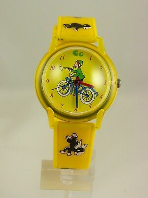Curious George Wrist Watch - By One in a Million Timepieces
