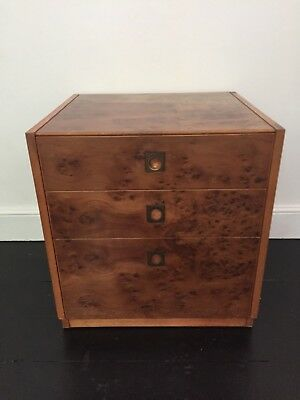 Robert Heritage For Archie Shine Bedside Drawers