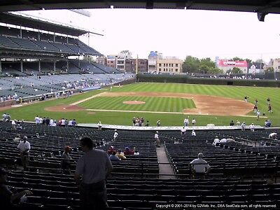 BUY 1 to 11  CHICAGO CUBS LOWER LEVEL INFIELD TIX  vs. TWINS 6/30/18 SECTION 211