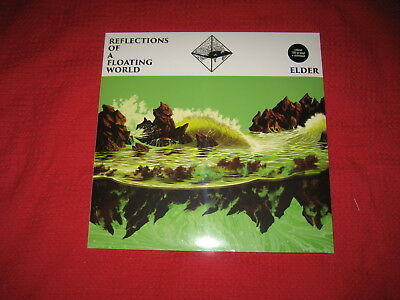 ELDER Reflections Of A Floating World COL LP pallbearer baroness yob windhand