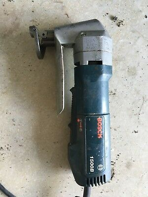 Bosch 1500B 16 Gauge Sheet Metal Shear