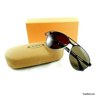 b664f8a807 TOD'S OCCHIALI SOLE T014 34J fashion sunglasses Made in Italy