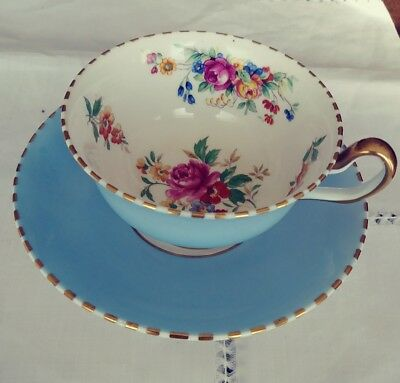Royal Chelsea vintage cup and saucer SO LOVELY THERE ARE NO WORDS!!!