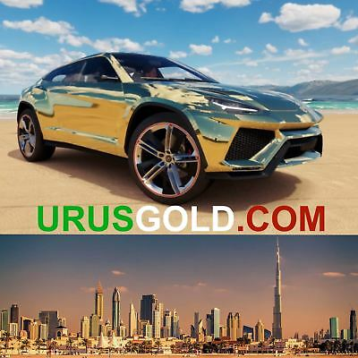 URUSGOLD.COM - Luxury Domain for sale best for Dealership store or Gold store