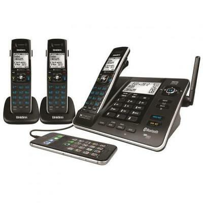 Uniden XDECT8355+2 cordless phone 3 Handset, Bluetooth Pairing & Charging Mobile
