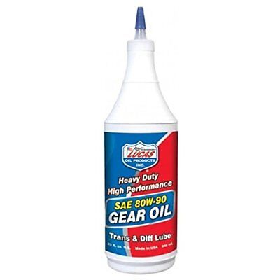 Lucas Oil 10043 Sae 80W-90 Heavy Duty Gear Oil - 1 Quart