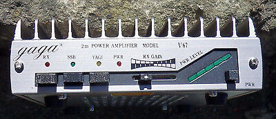 144MHz Power Amplifier Bando BD-V67 2m-Verstärker