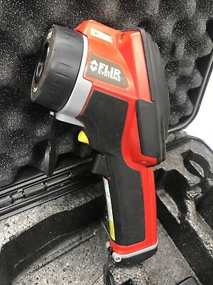 FLIR SYSTEMS BCAM Infrared camera with impact case works great