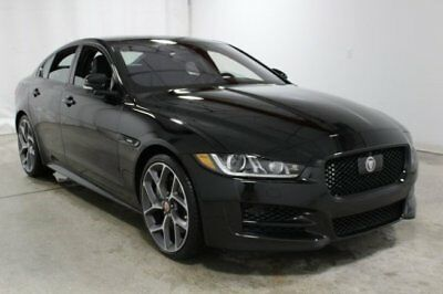 2017 Jaguar XE R-Sport Sedan Fully Loaded Rebuilt 2017 Jaguar XE R-Sport Fully Loaded Navigation Rebuilt