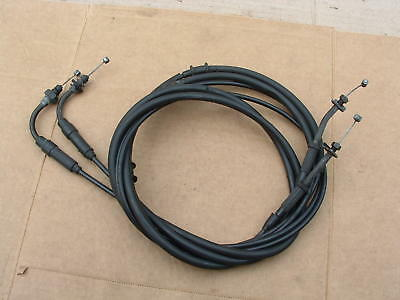 Piaggio Fly 150 2010 Model Throttle Cables
