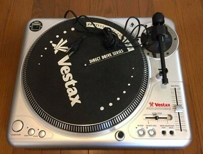 VESTAX PDX - 2000 MkⅡ former box shipment bastax turntable DJ from japan