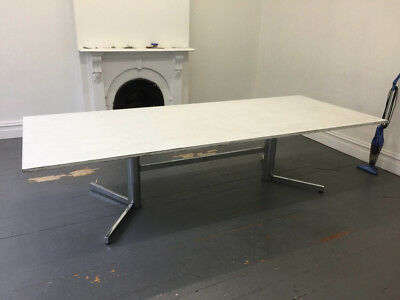 Large Boardroom Meeting Conference Table