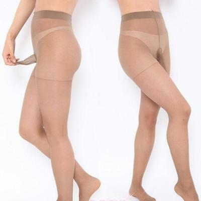 Hot Sexy Mens Tights Thin Pantyhose Plus Crotch Transparent Sexy Lingerie See...