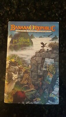 Vintage Banana Republic Catalog --Fall 1986 - No 29