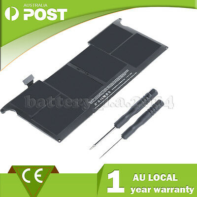 "Battery A1495 for Apple MacBook Air 11"" A1465 2012,2013,2014 Model 2 Screwdriver"