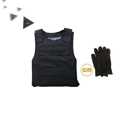 Anti Stab Vest Stabproof Anti-knifed Security Defense Body Armour High Quality