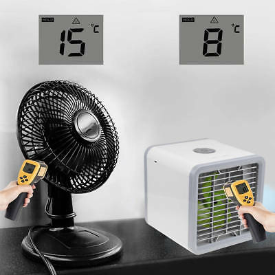 Arctic Air Conditioner Portable Fan Personal Mini Air Cooler Humidifier Cleaner