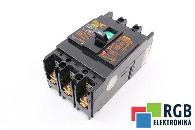 Circuit Breaker Sa33B 20A Fuji Electric Id40166