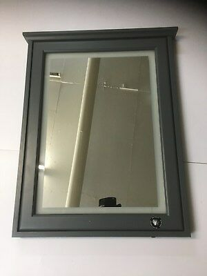 bathstore savoy traditional LED mirror with sensor switch and demister