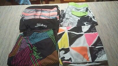 boys size 16 billabong bulk shorts