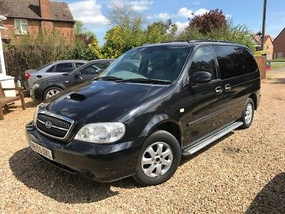 kia sedona 2006 spares or repairs