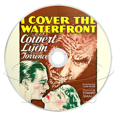 I Cover the Waterfront (1933) Drama, Romance Movie / Film on DVD