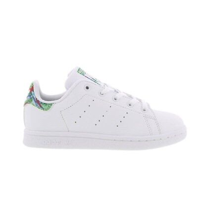 Stan 22 Blanc Eur Adidas Enfants Baskets Smith 61 Bb6329 XPkuZTOi