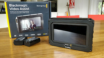Blackmagicdesign Video Assist in OVP