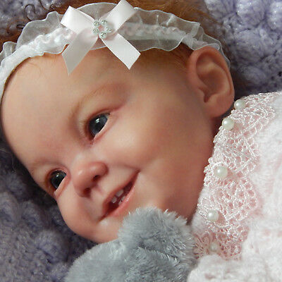 Reborn Baby Emilia By Ping Lau Timeless Tiny