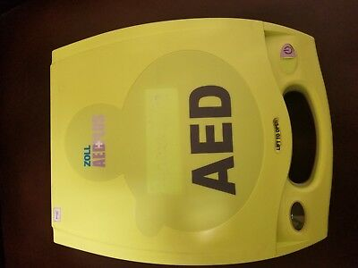 Zoll AED plus tested new batteries and zoll stat pads