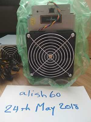 New Original Bitmain Antminer D3 19.3GH/s X11 Miner + PSU, IN-HAND, NO RESERVE!!