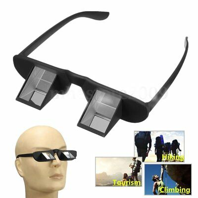 Lazy Refractive Glasses Climbing Goggles Prism Spectacles for Hiking Climbing