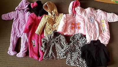 Size 1 girls winter clothes