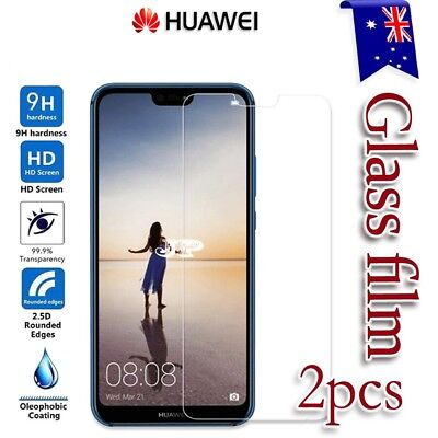 2x Huawei Nova 3e 3i P20 Pro Nova 2 LITE Tempered Glass / Pet Screen Protector