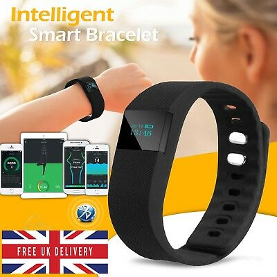 Smart Kids Pedometer Activity Tracker Wrist Watch Fitness Step Calorie Counter!