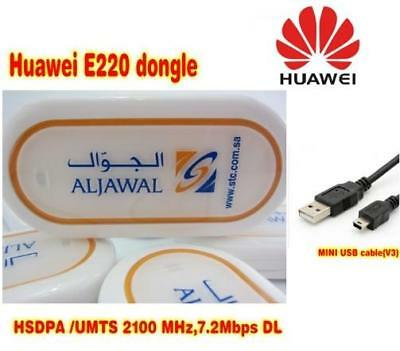 Job lot of 10x Huawei E220 3G Mobile Broadband modem dongle FOR PARTS
