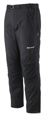 Montane Men's Terra Pack Pants Black