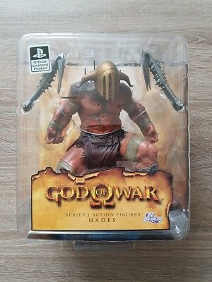 God of War Figur Hades NEU+OVP PS3