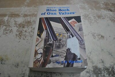 Blue Book of Gun Values By S. P. Fjestad - Twenty-Seventh Edition (2006)