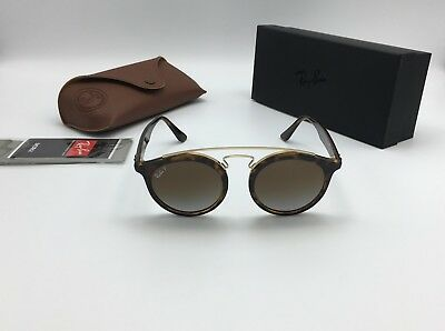 5f7156289a RAY-BAN RB4256 710 T5 Gatsby Round Sunglasses