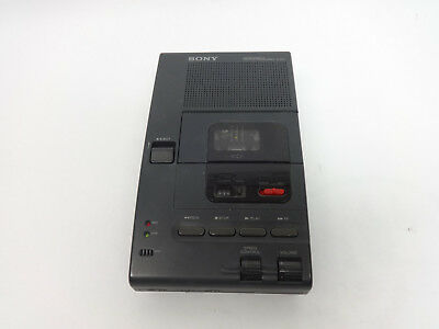 Sony M-2020 MicroCassette Dictator/Transcriber AS-IS FOR PARTS