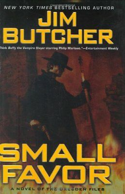 Small favor the dresden files book 10 by jim butcher 633 small favor dresden files book 10 by jim butcher hardcover fandeluxe Image collections