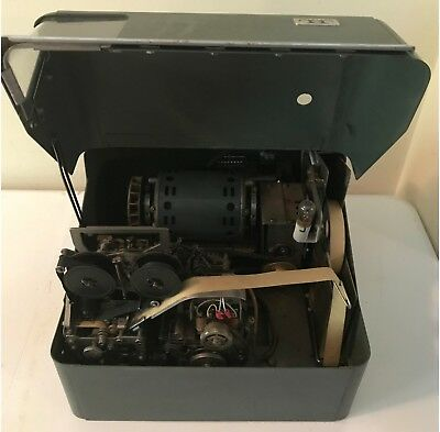 Vintage Teletype model 28 Typing Reperforator Military Model TT-192A/UG