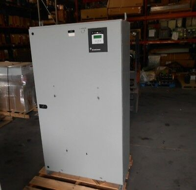 GE ZGSSA08041-07E530X ZENITH AUTOMATIC TRANSFER SWITCH 800 AMP tested